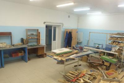 Подготовка к открытию реабилитационных мастерских «Светоч»